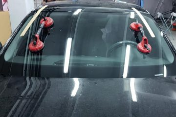 Montaj geamuri auto